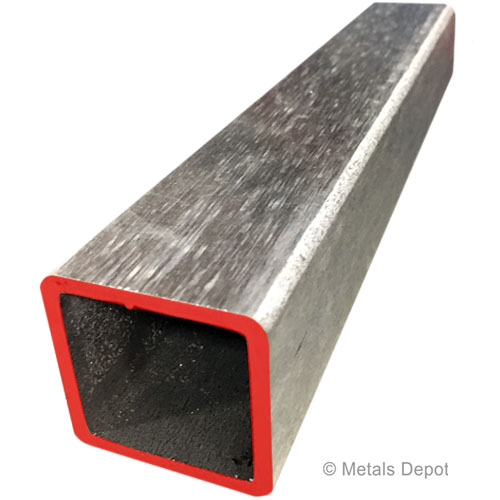 Stainless Square Tube - Polished